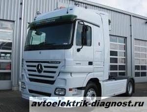 Автоэлектрик Mercedes-Benz (Мерседес)