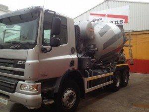 Диагностика грузовика ДАФ CF 85