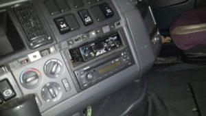 Реф Установка Mitsubishi TU 73