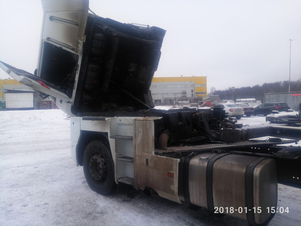 Выездная диагностика грузовых автомобилей Москва