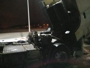 Автоэлектрик грузовик выезд
