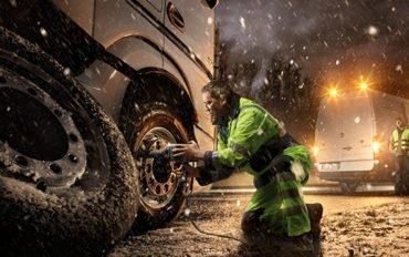 Техпомощь для грузовиков
