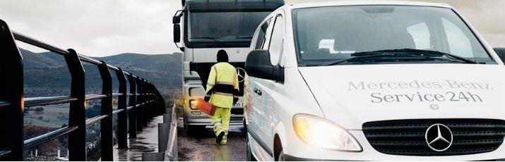 Автоэлектрик на выезде ремонт Mercedes-Benz Axor (Мерседес-Бенц Аксор)