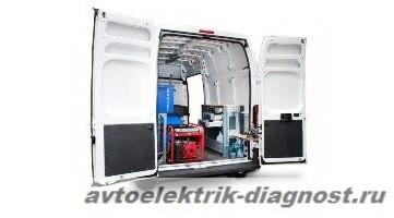 Диагностика микроавтобусов с выездом